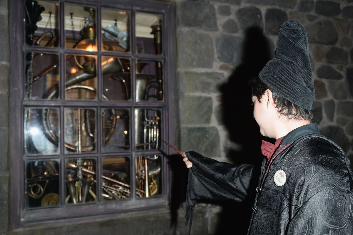 Universal Studios Hollywood Hosts The Opening Of 'The Wizarding World Of Harry Potter' - Inside