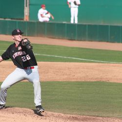 Husker Baseball: Nebraska reliever Dylan Vogt
