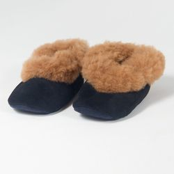Ariana Bohling alpaca scuff slippers, $98 at Swords-Smith (were $125)