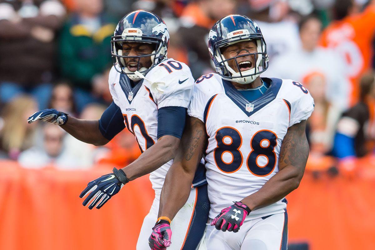 Denver Broncos v Cleveland Browns