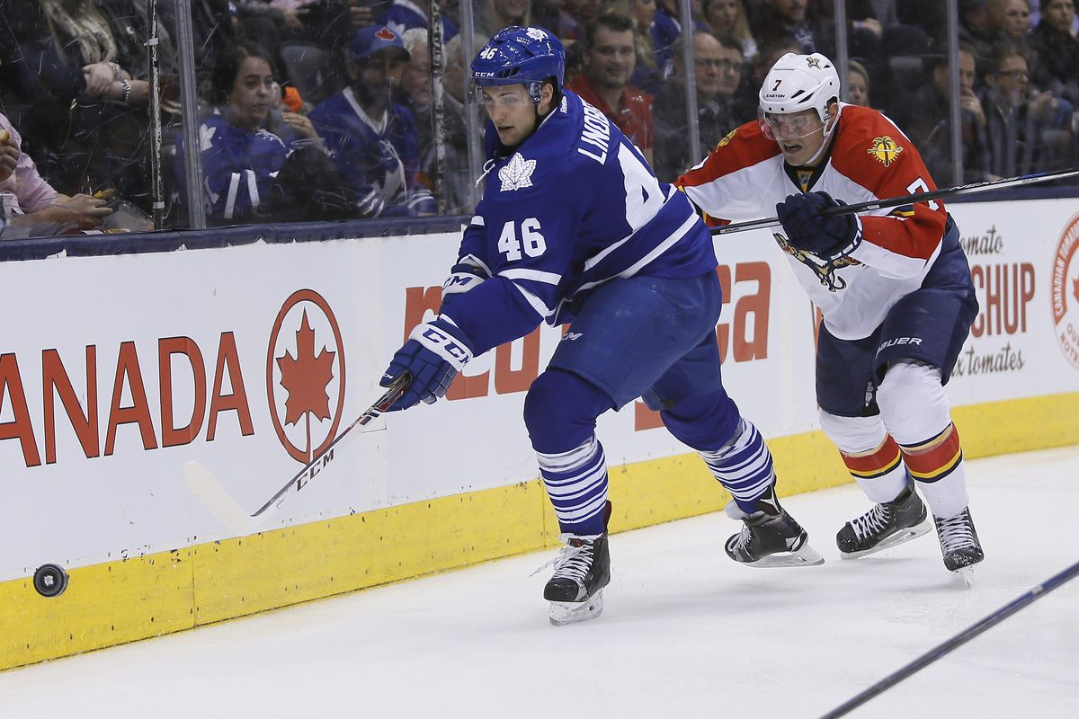 Maple leafs top 25 under 25 tobias lindberg comes in at no 20 john e sokolowski usa today sports nvjuhfo Image collections