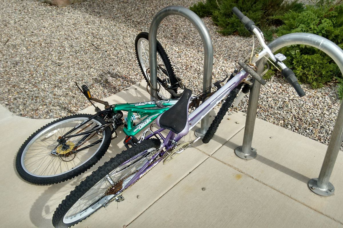 The BYU Police Department has announced it will join the Provo and Springville police departments in donating abandoned bikes to charity.