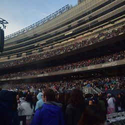 A packed Soldier Field house for BTS, May 11, 2019. | Mark Brayboy/For the Sun-Times