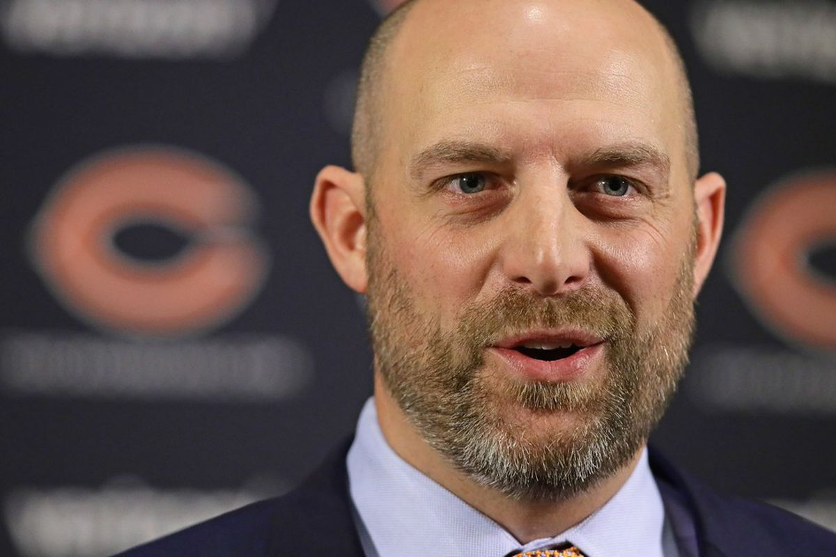 34006c5f Matt Nagy 'fired up' after Bears land top free-agent targets for ...