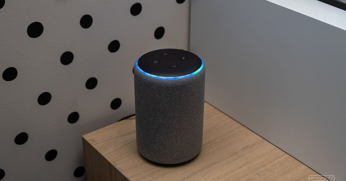 Amazon's new Alexa partnership lets you link your AT&T number to turn your Echo into a phone – The Verge