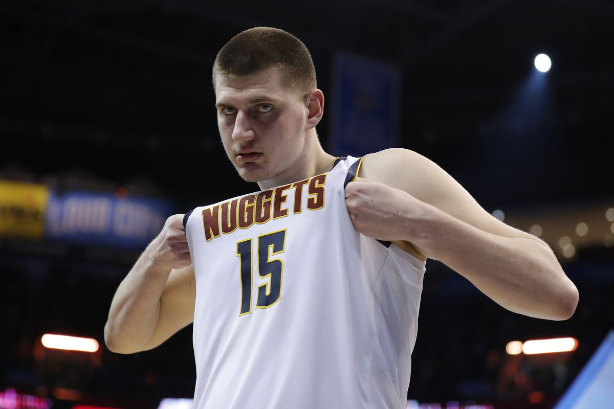 Nuggets, by the numbers