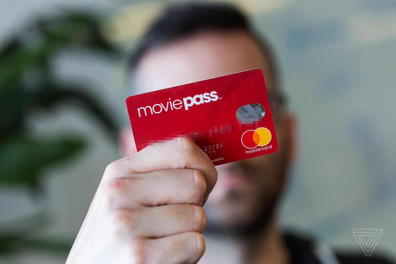 moviepass is getting spun off as its own separate company