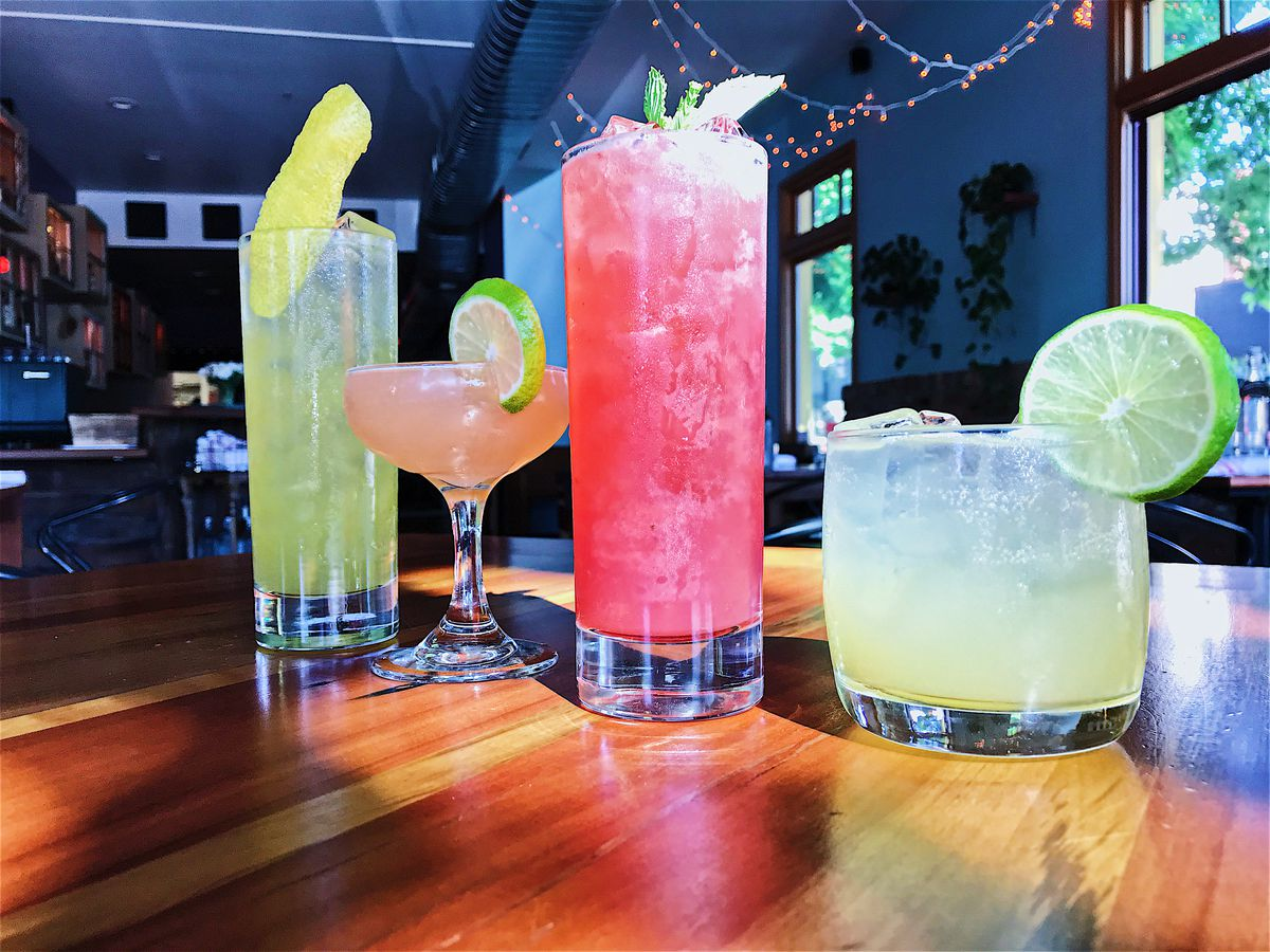 South American vegan restaurant Epif offers a number of non-alcoholic drinks