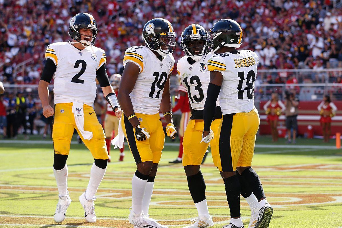 Pittsburgh Steelers vSan Francisco 49ers