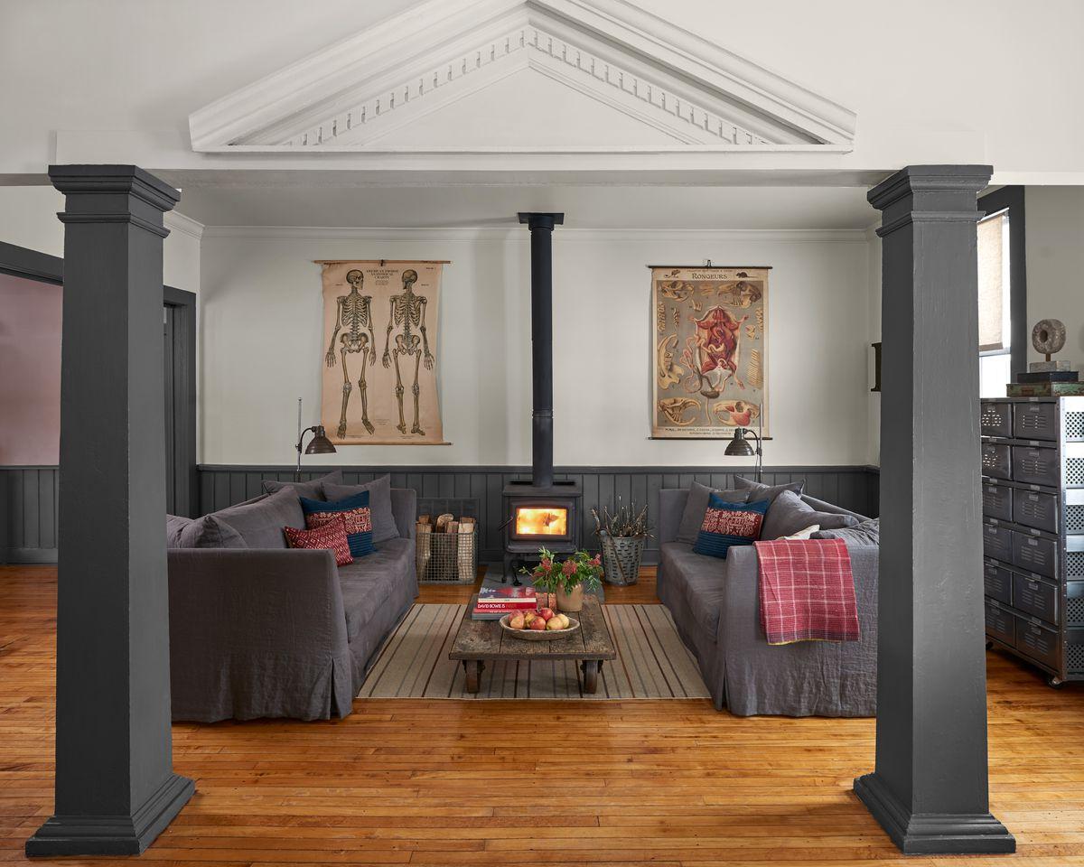 living room, Getting Schooled, Sep/Oct 2020