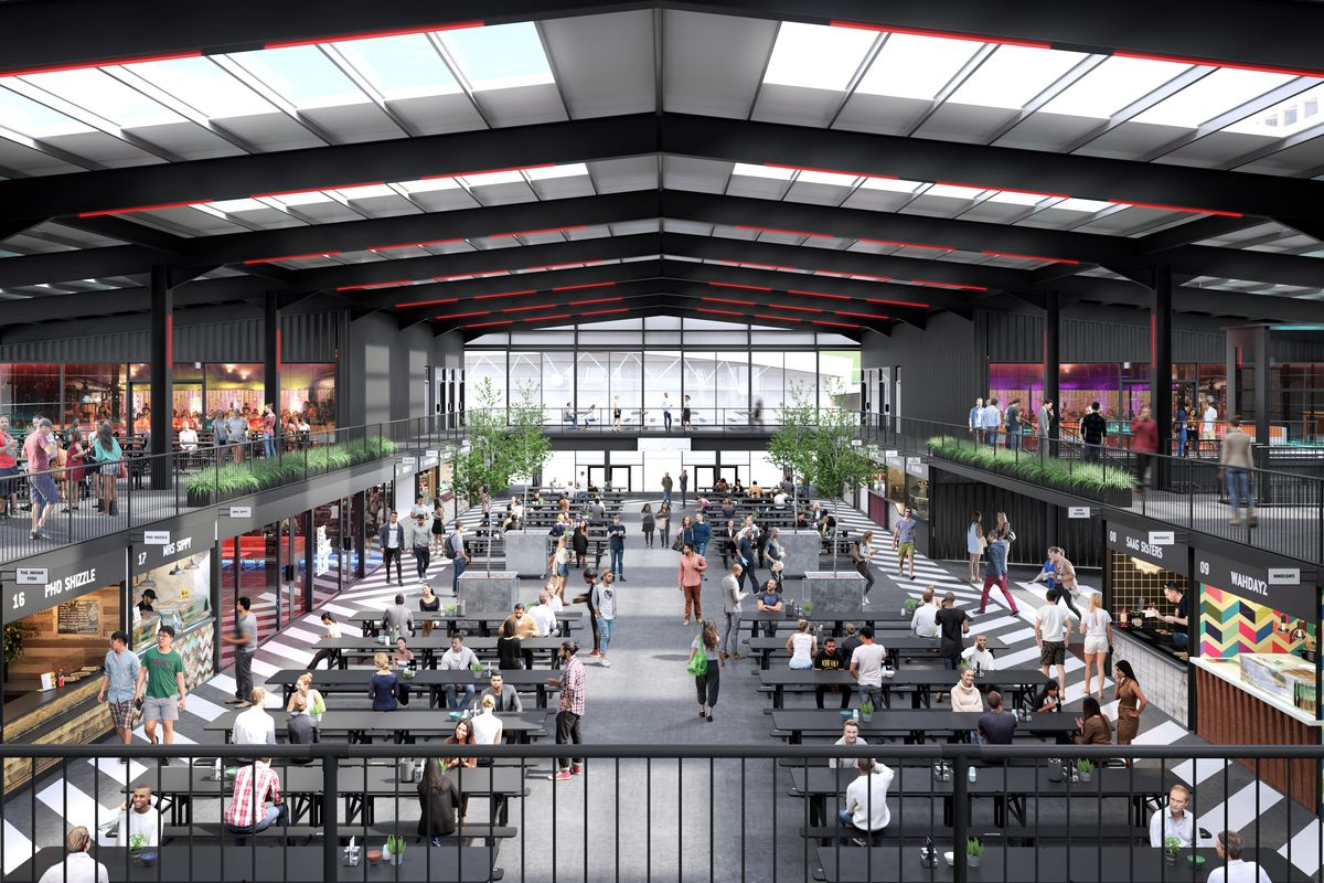 Boxpark Wembley Announces Shipping Container Pop Up