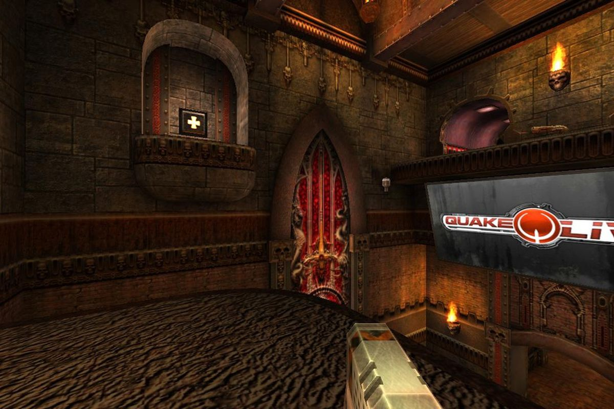 Quake Live coming to Steam 'very, very soon' - Polygon