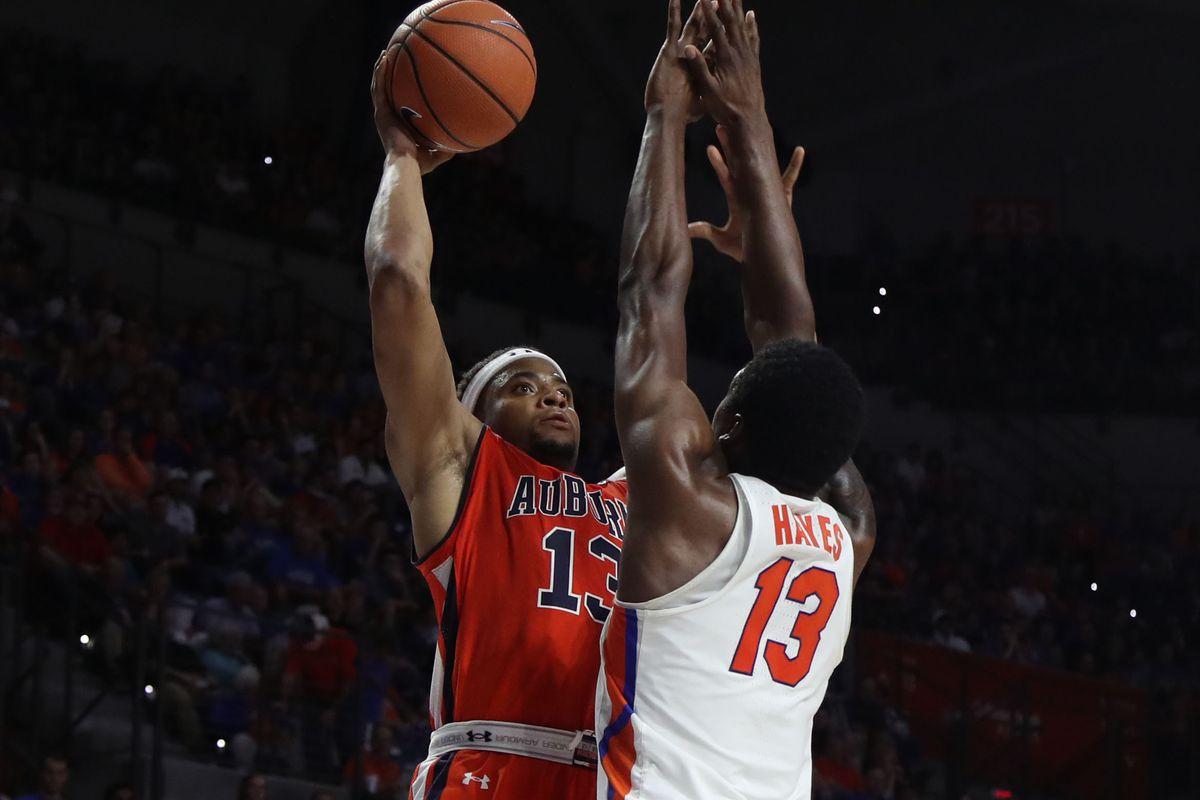NCAA Basketball: Auburn at Florida