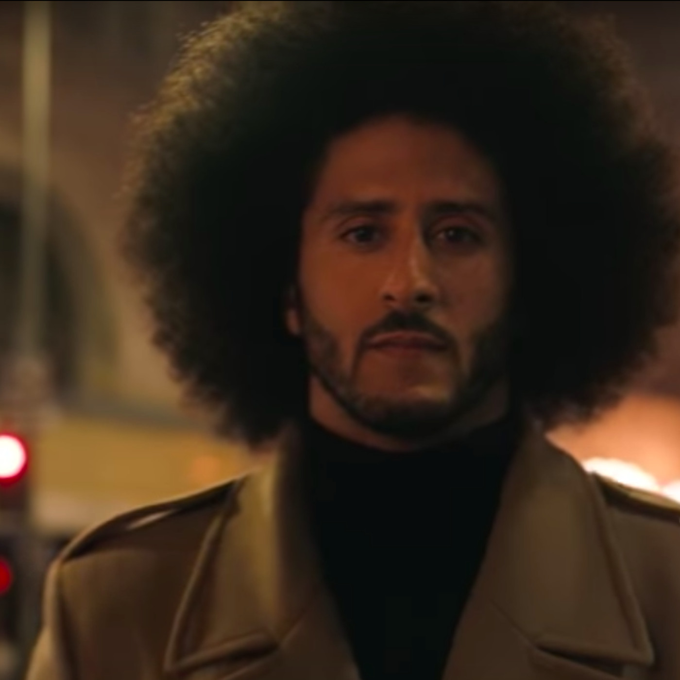 Colin Kaepernick S Nike Ad Raised His Profile But Diluted His Message Sbnation Com