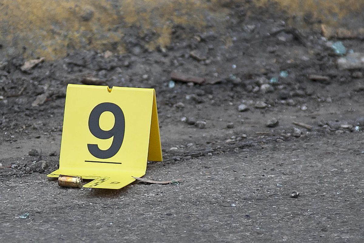 A teenage boy was injured in a shooting Oct. 11, 2020, in the 6600 block of South St. Lawrence Avenue.