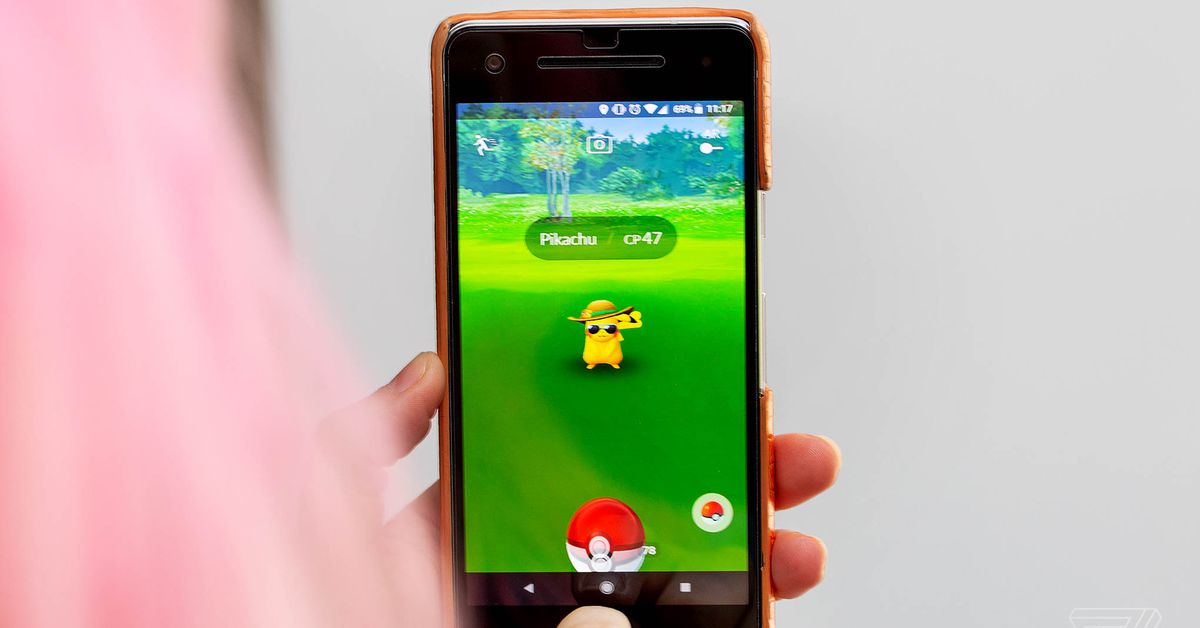 Two Years Later, Pokémon Go Finally has Some Competition