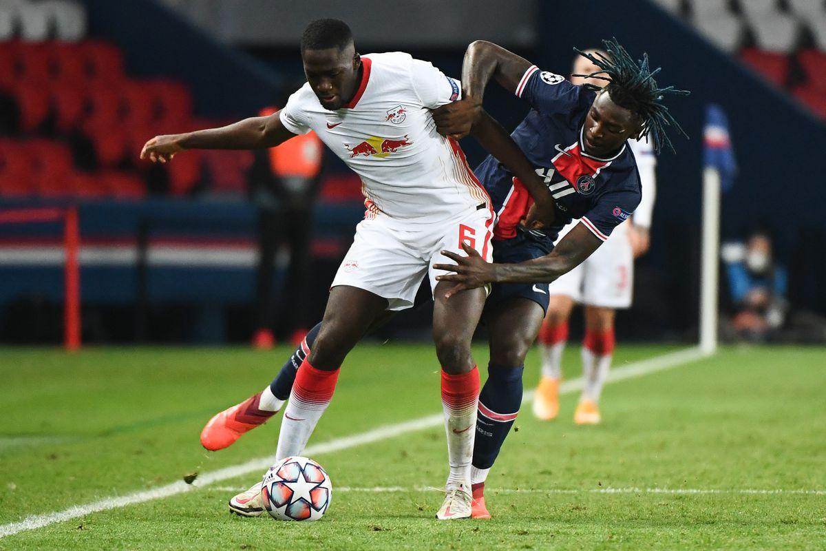 Paris Saint Germain v RasenBallsport Leipzig - UEFA Champions League