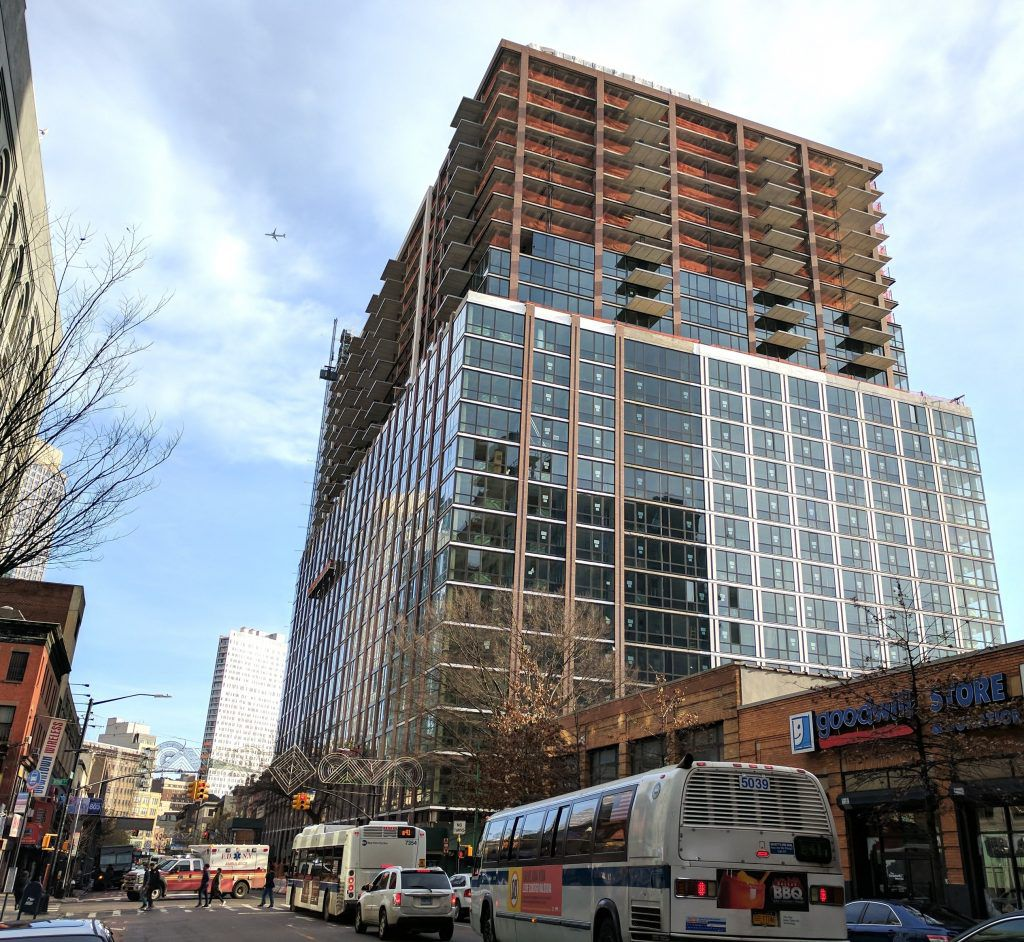 Affordable Rentals At Huge Downtown Brooklyn Building Up
