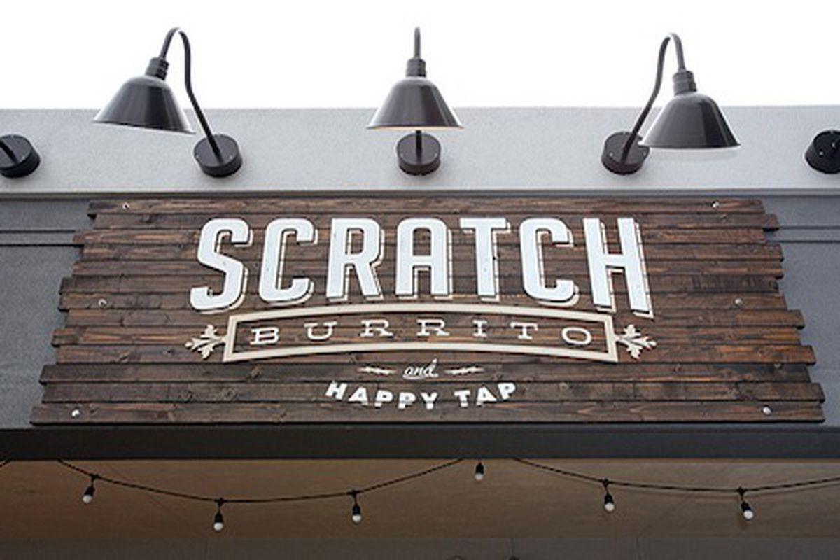 Scratch Burrito & Happy Tap