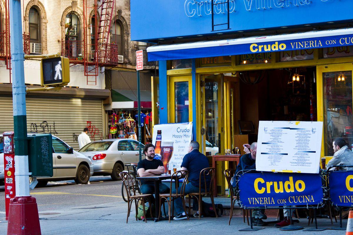 Crudo, NYC