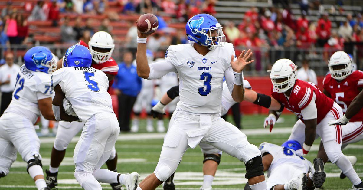 2019 Nfl Draft Prospect Profile Quarterback Tyree Jackson