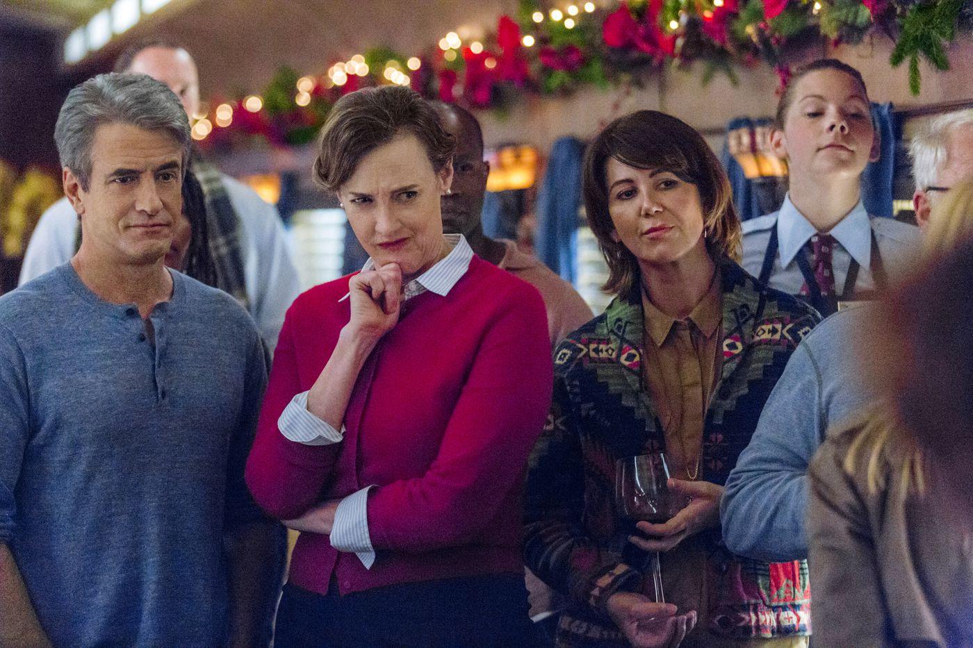 Entertaining Christmas Cast.Hallmark Christmas Movies Explained Vox