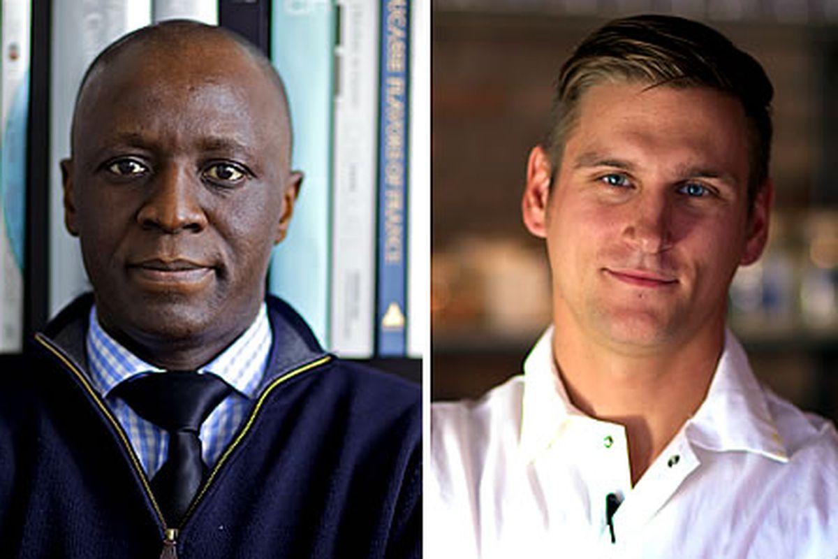 Shola Olunloyo and Jason Cichonski are teaming up.