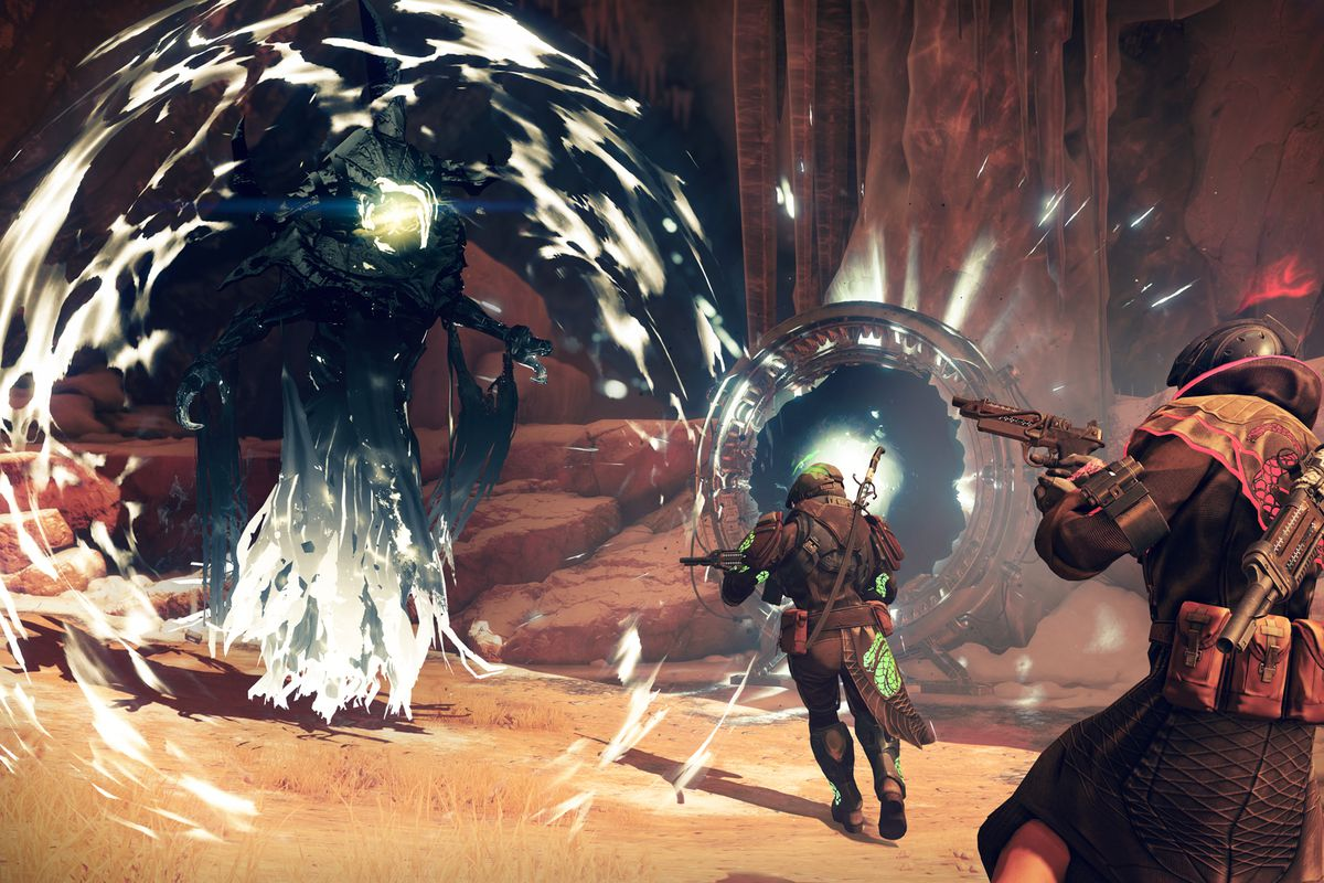 Destiny 2's Season of the Drifter patch notes for update 2 2