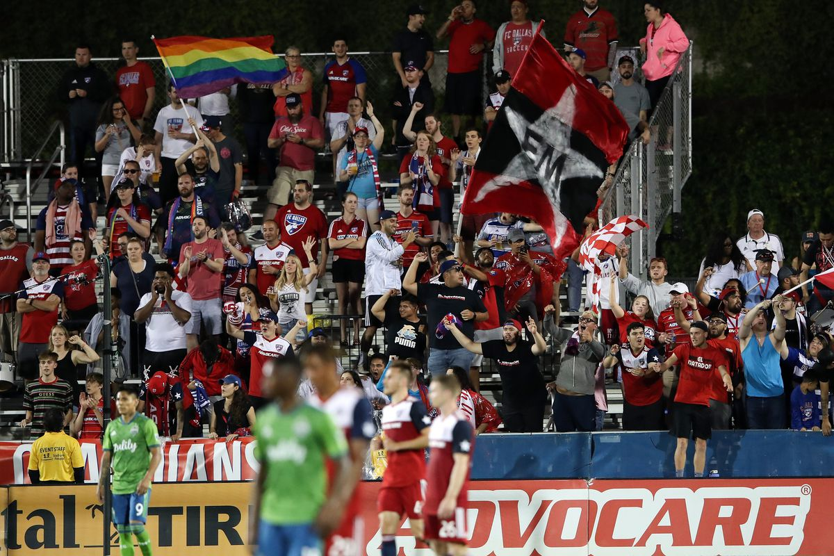 MLS: Seattle Sounders FC at FC Dallas