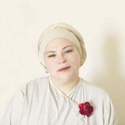 "Rama Burshtein, writer and director of ""The Wedding Plan."""