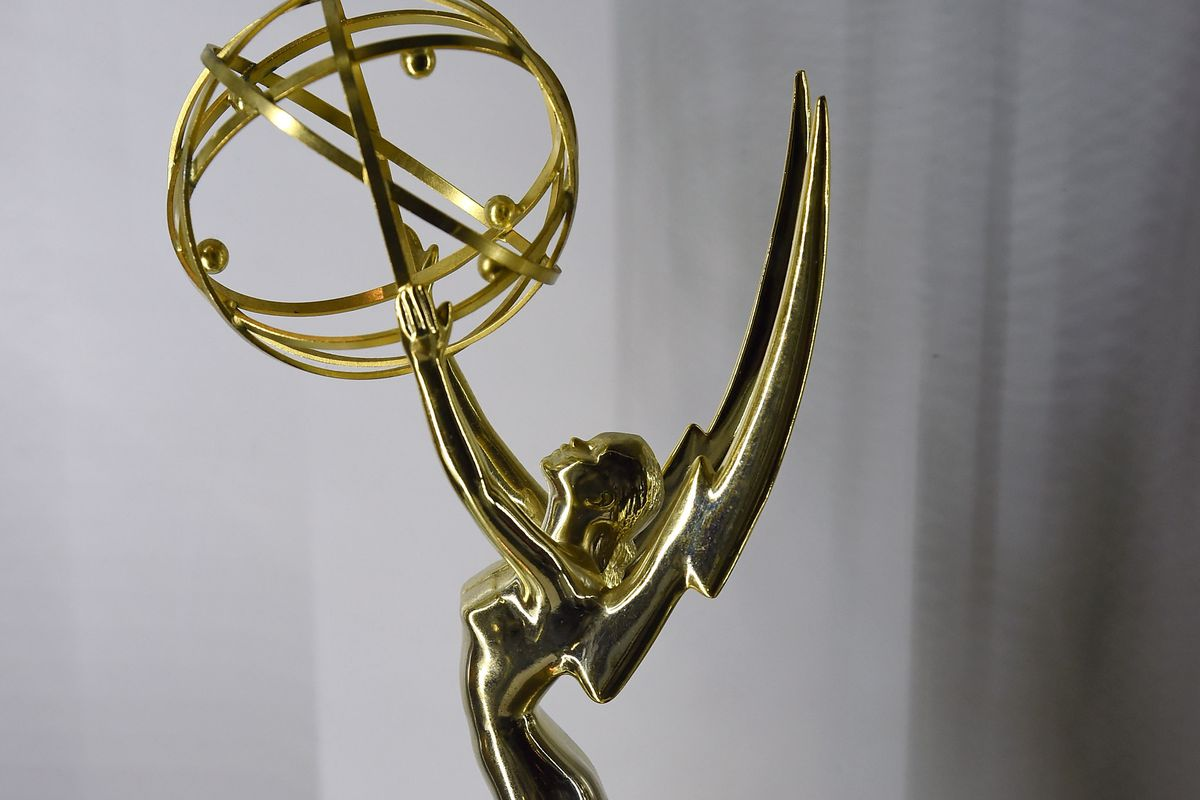 The Emmy Award nominations were announced this morning in Los Angeles.