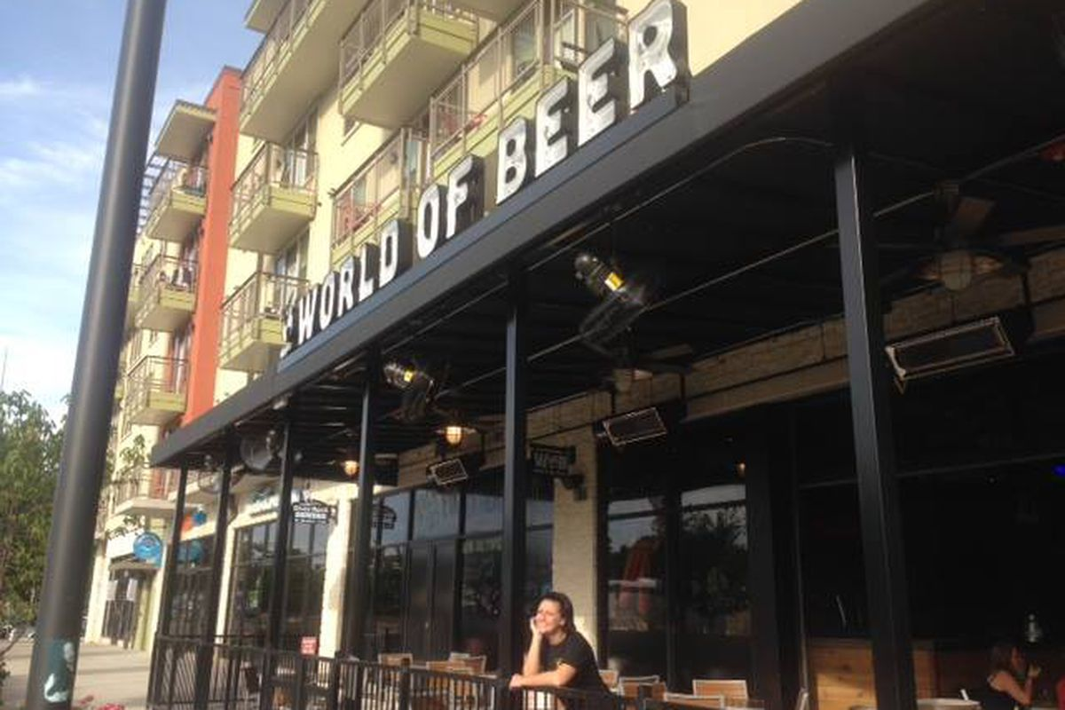 World of Beer on South Lamar