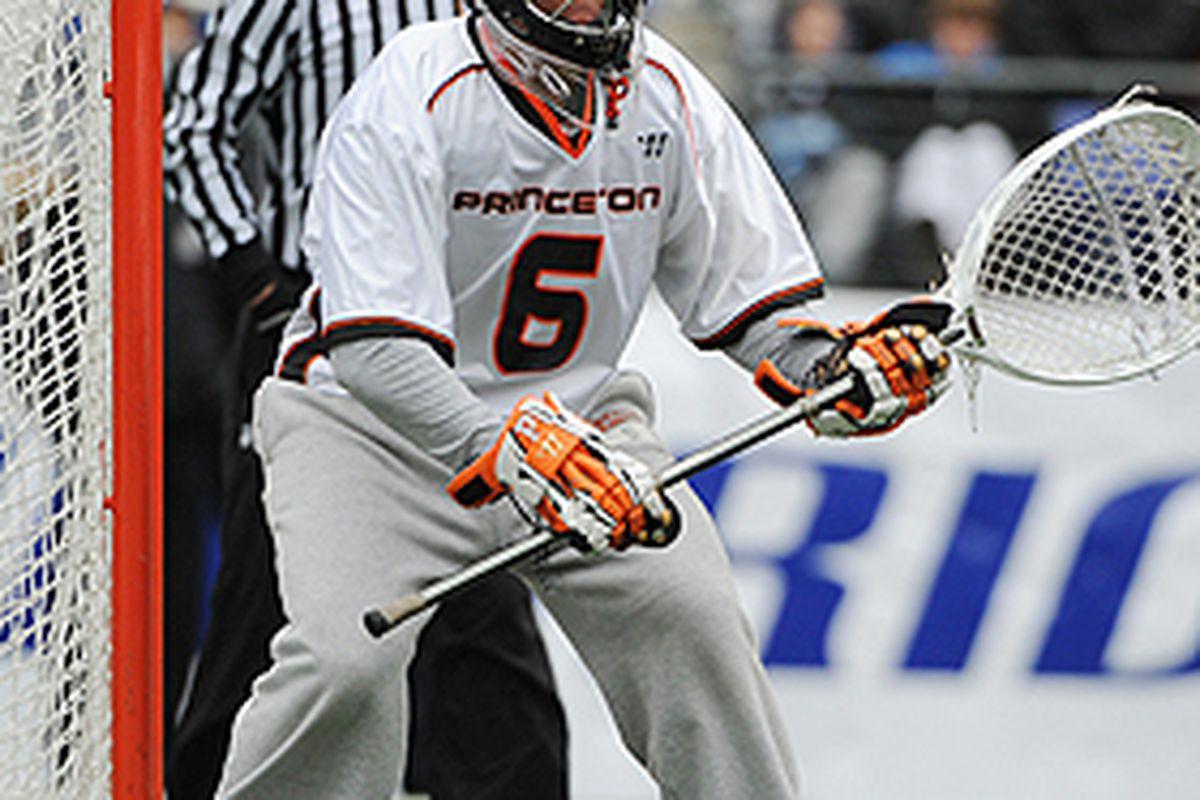 The backbone of the Princeton Tigers