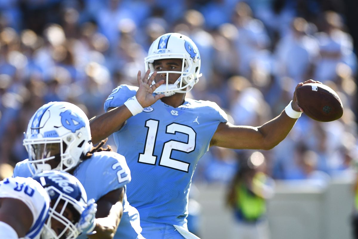 For the first time all season, North Carolina did not blow ...