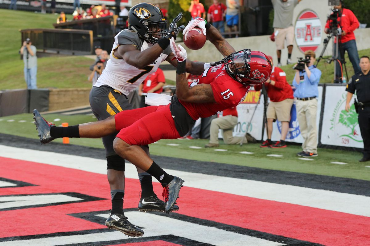The Red Wolves have enough playmakers to remain undefeated in the SBC
