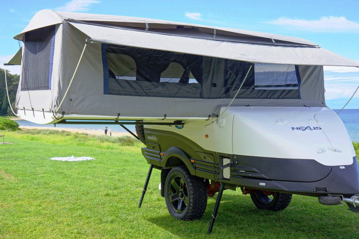 The Ultimate Nexus Trailer From Off Road Campers Courtesy Of
