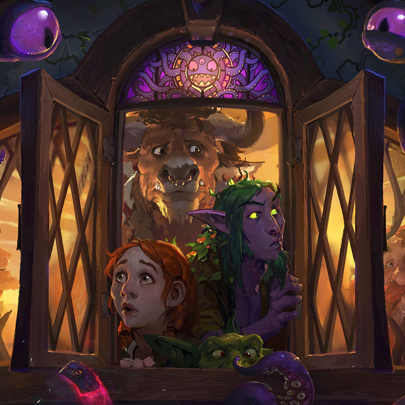 Whispers of the Old Gods: everything we know about Hearthstone's