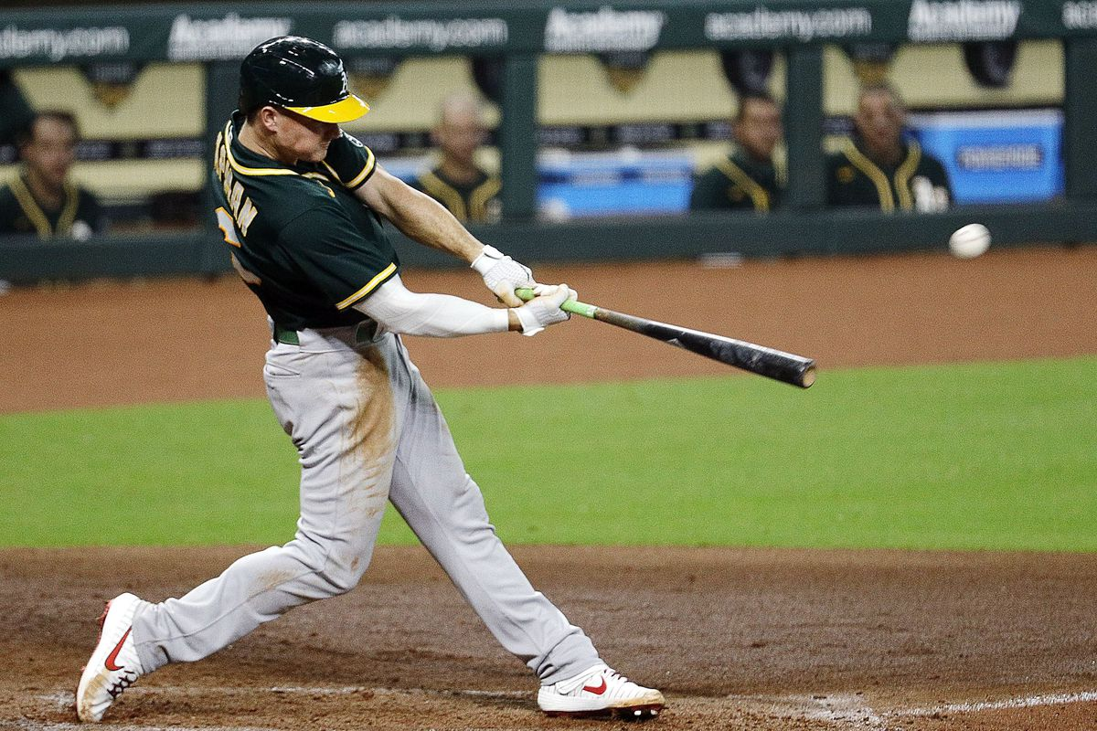 Oakland Athletics v Houston Astros - Game Two