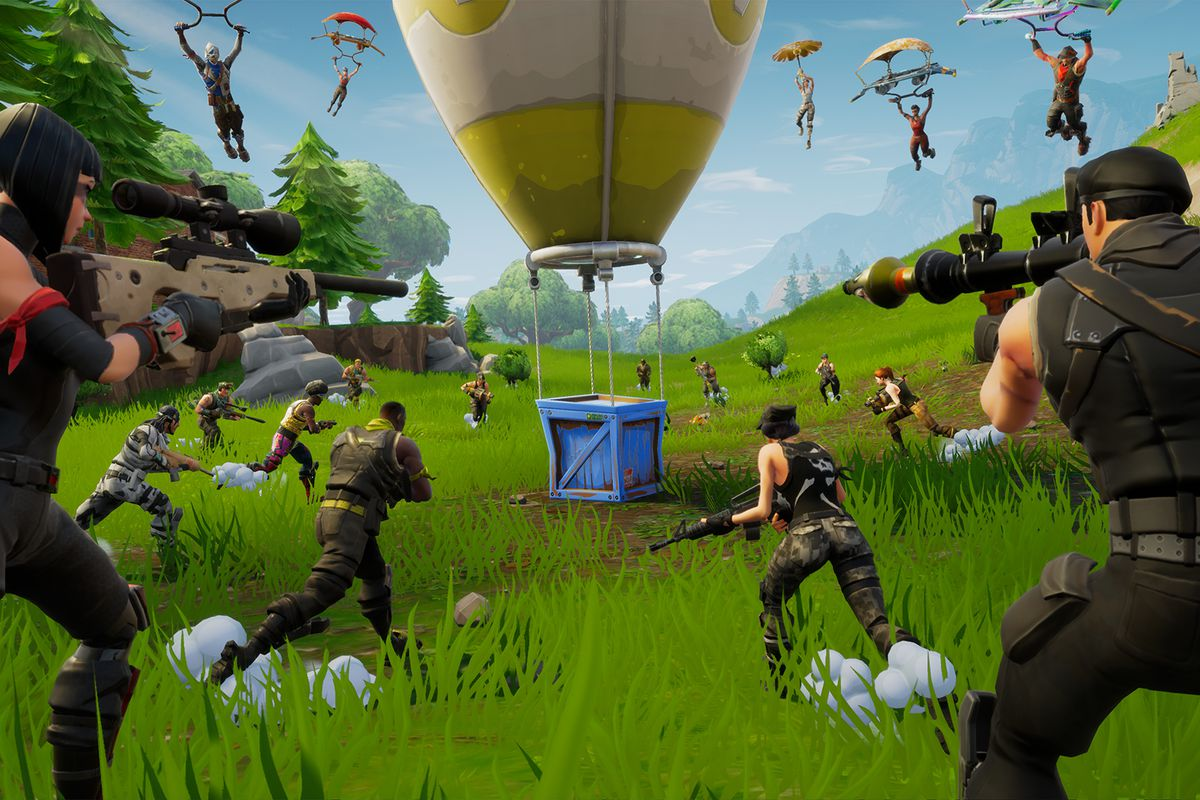 fortnite mobile fur android epic games