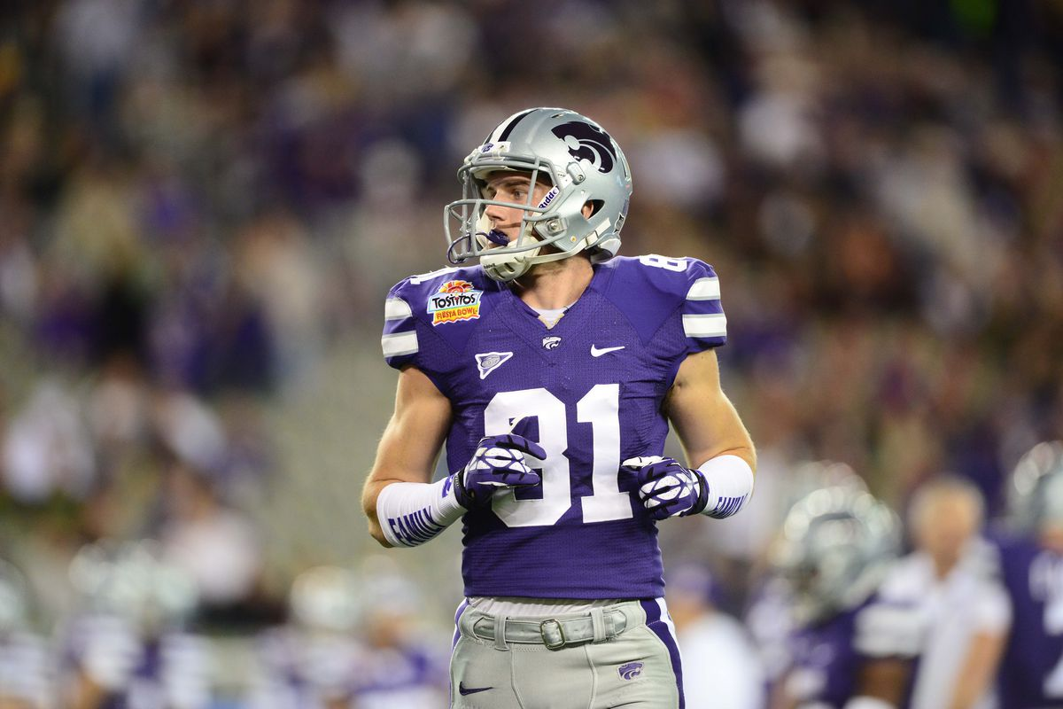 Kyle Klein played sparingly in 2012, but amassed no statistics. Now he is our only remaining Klein.