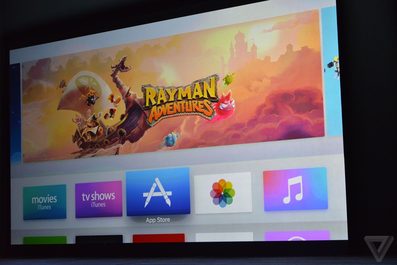 The new Apple TV has its own app store - The Verge