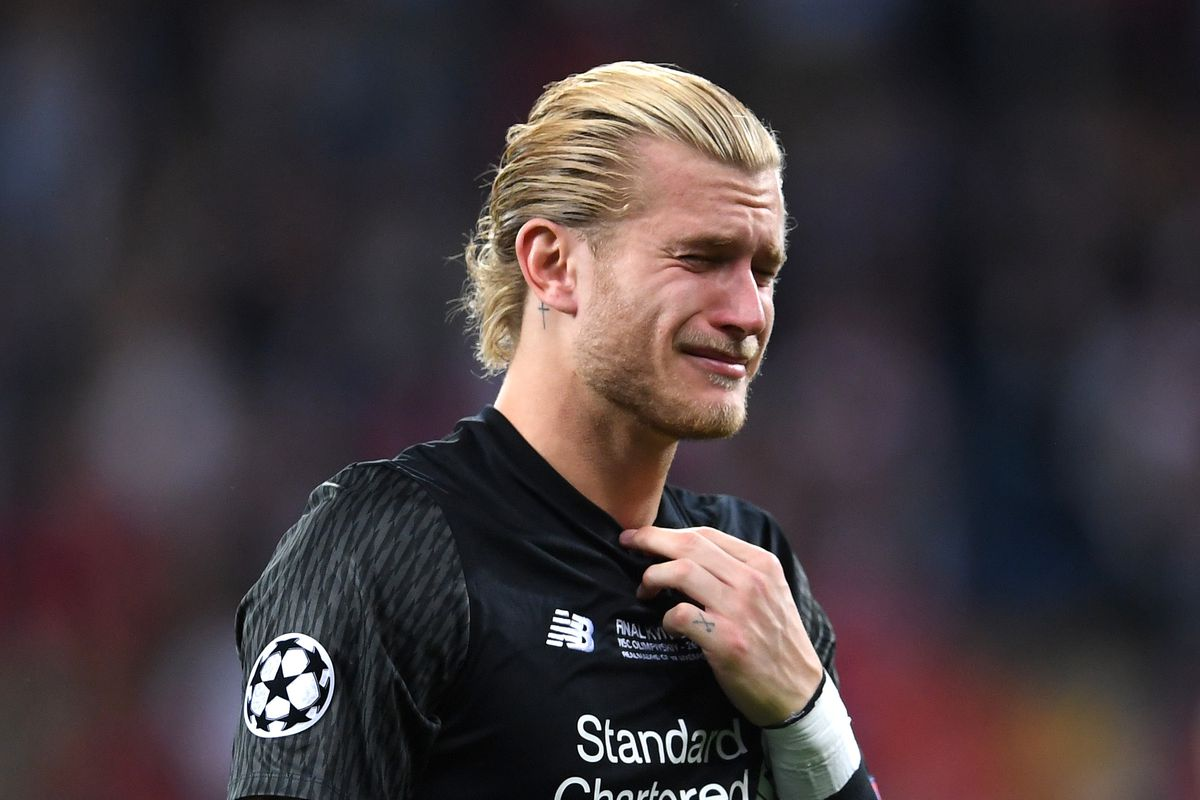 Champions League final: Loris Karius shows how unfair ...
