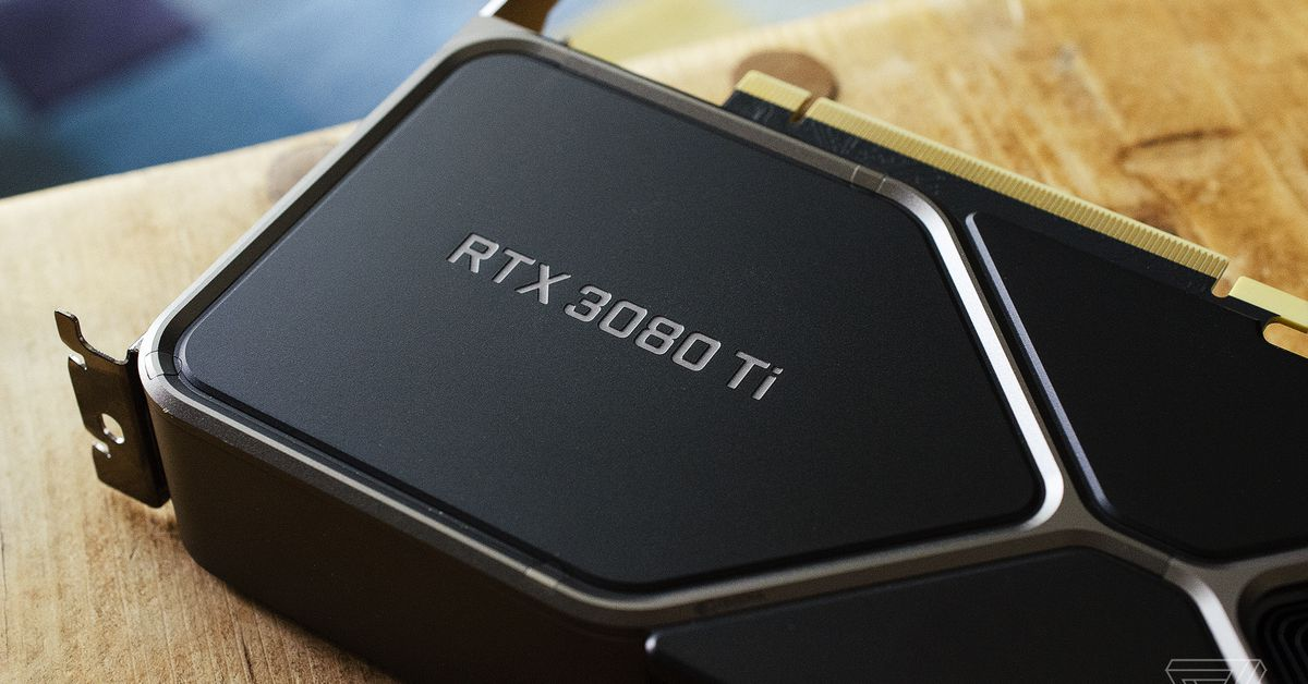 Nvidia's RTX 3080 Ti will be available at 81 Best Buy stores on Thursday