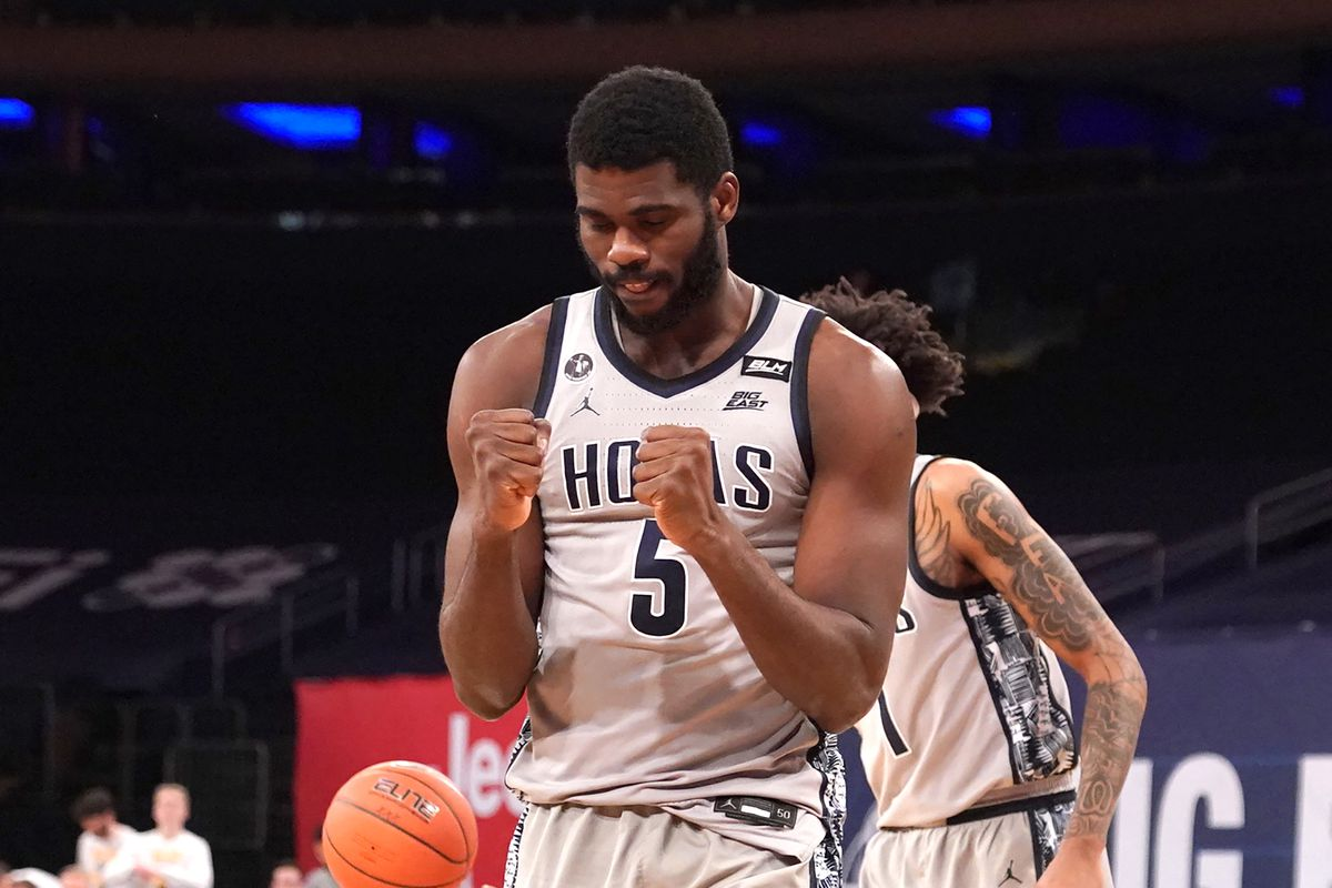 Big East Men's Basketball Tournament - Marquette v Georgetown