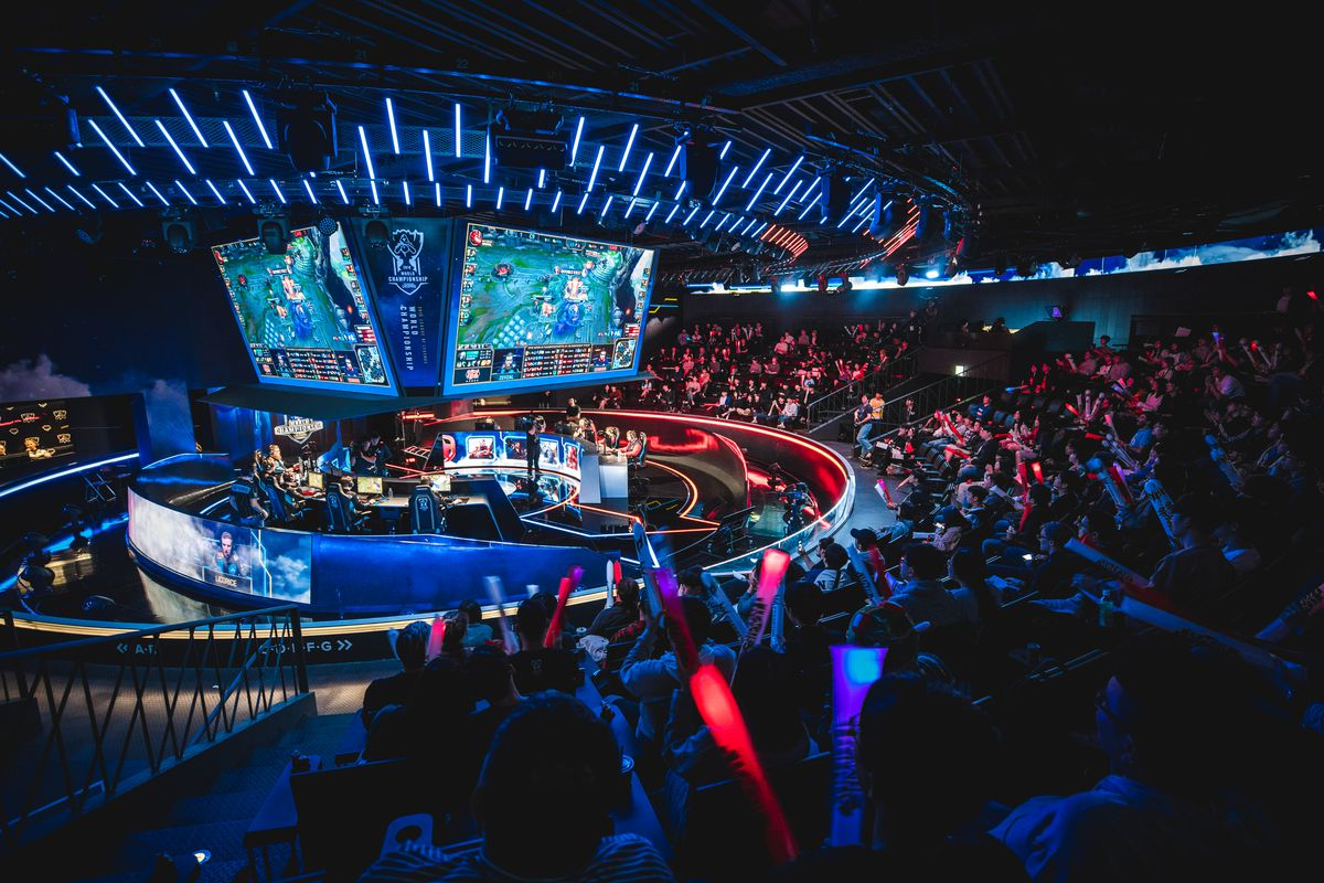 2018 Worlds Play-In Day 5