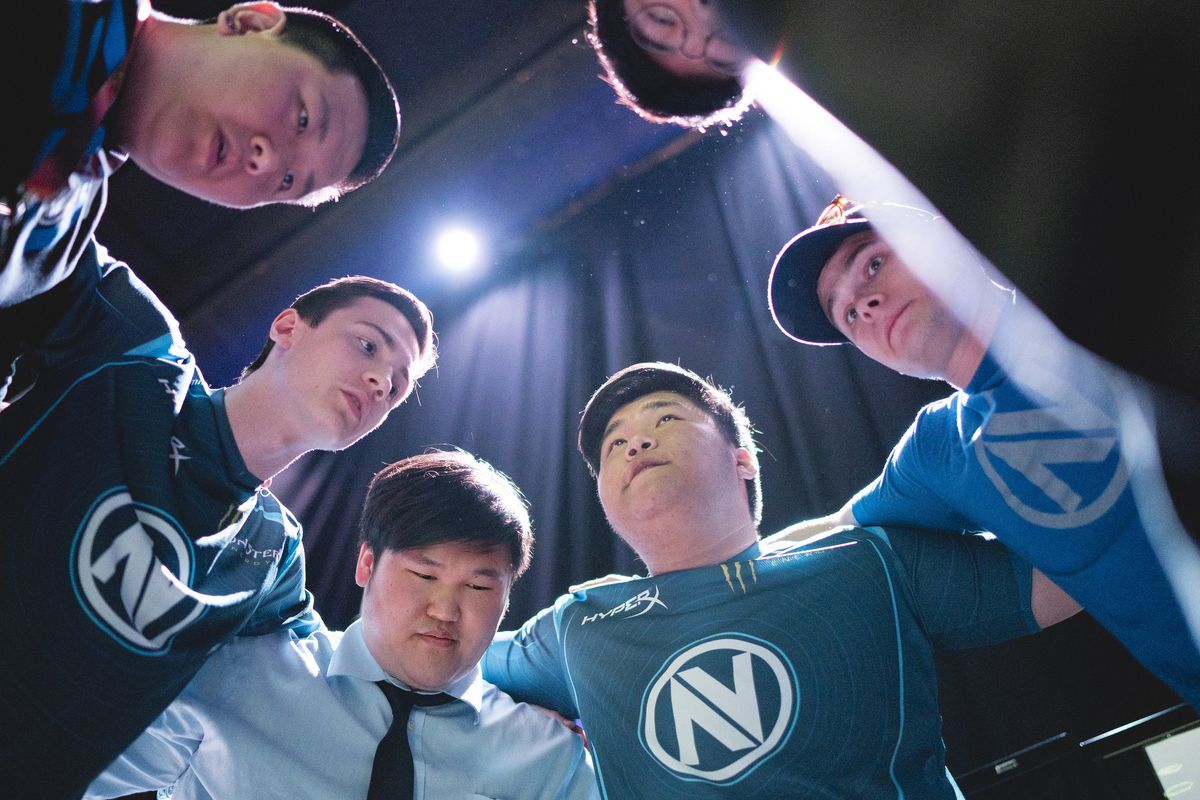 Team Liquid eliminated from Worlds contention after Gauntlet