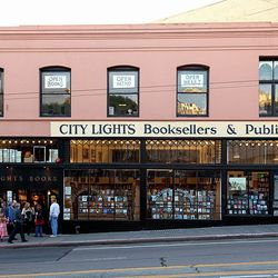 """Cap your shopping with a literary twist at the <strong>City Lights Bookstore</strong> at <strong>261 Columbus Avenue</strong>. <a href=""""http://www.citylights.com"""">City Lights</a> is more than a business; it's a historic landmark thanks to its """"seminal rol"""