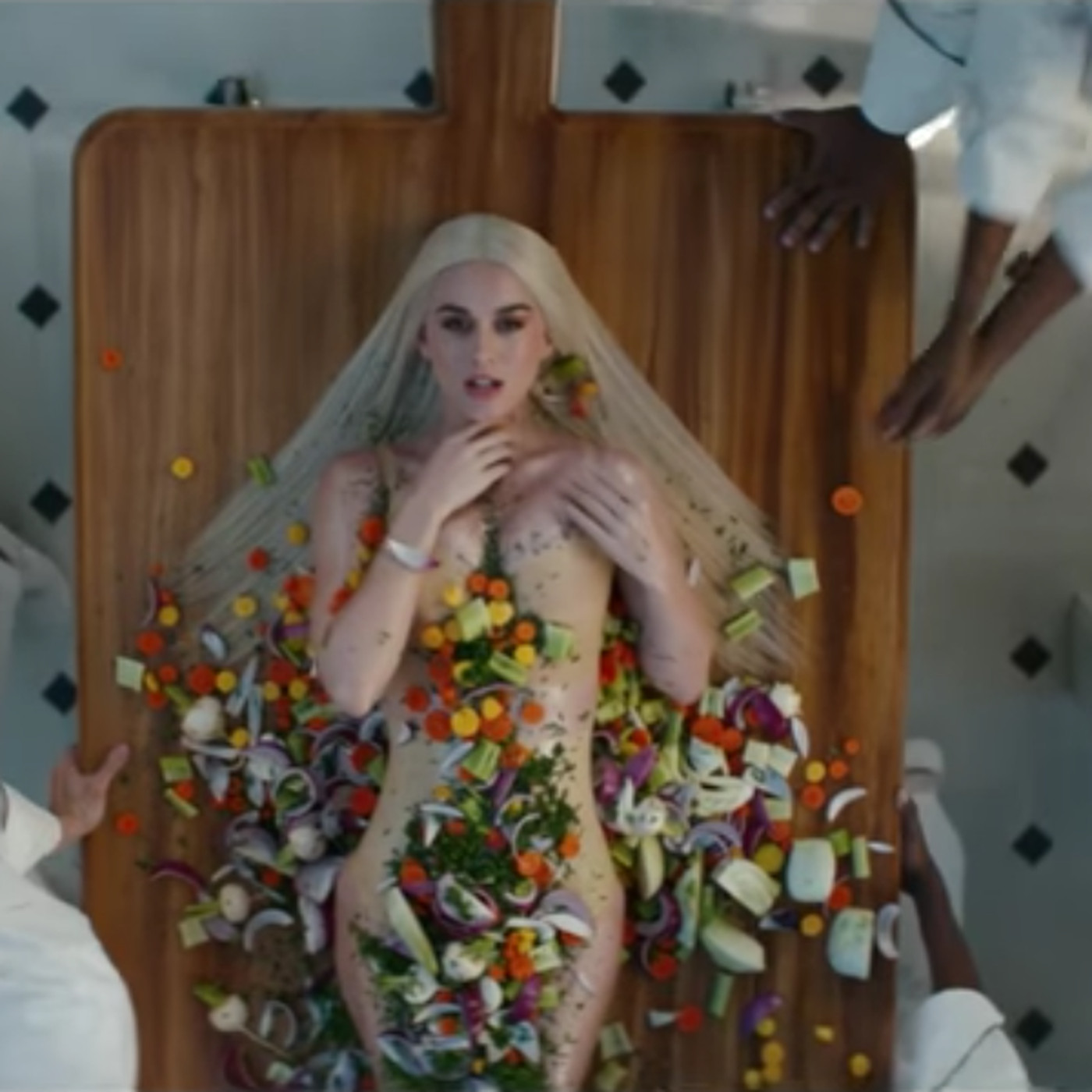 Katy Perry's New Cooking-Themed Video Is Extremely Upsetting - Eater