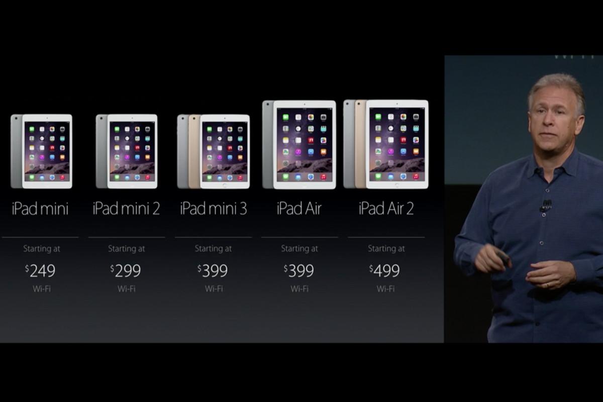Apple confirms iPad Air 2, iPad mini 3, starts shipping ...