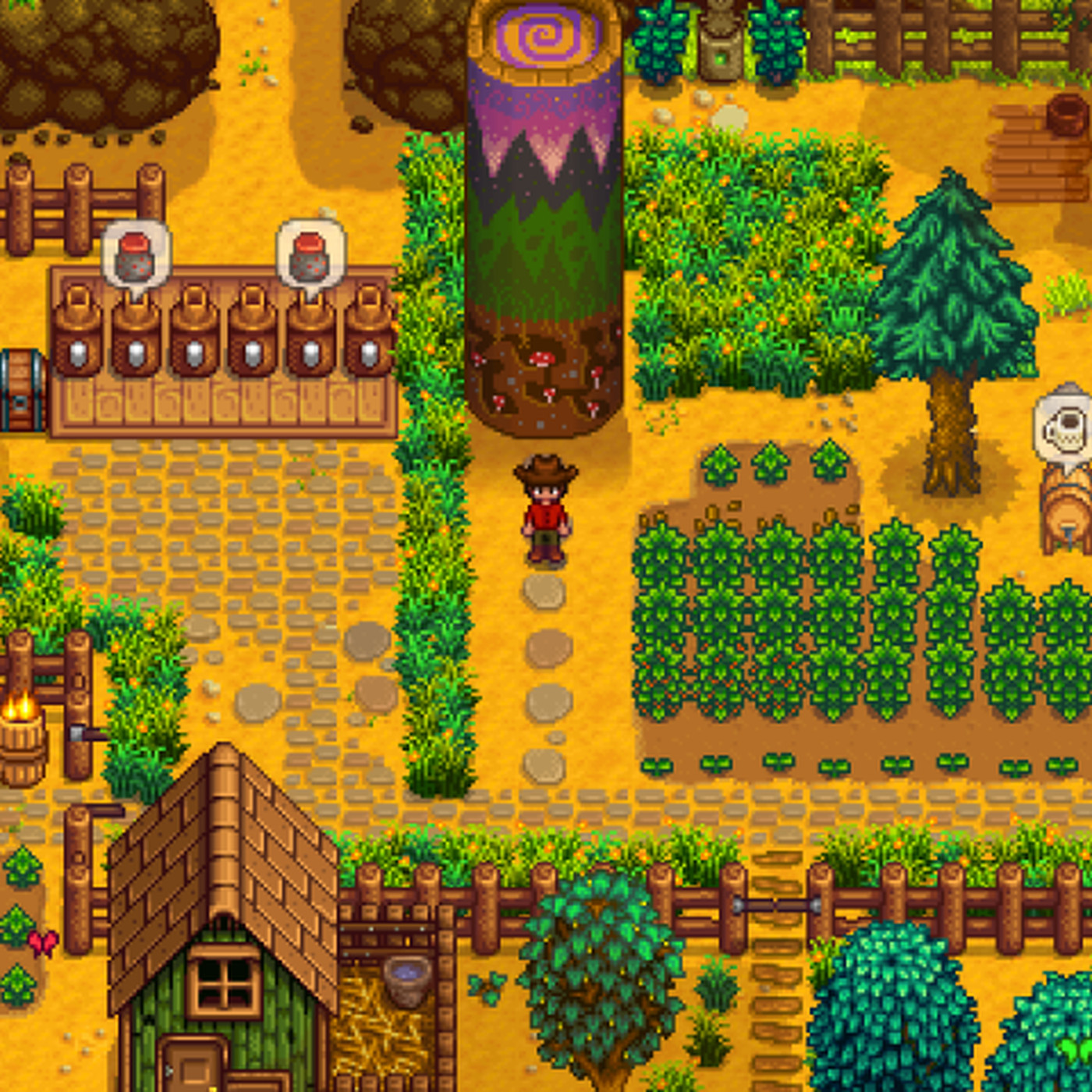 Stardew Valley Is Coming To The Switch Multiplayer Mode To Debut On Console Polygon